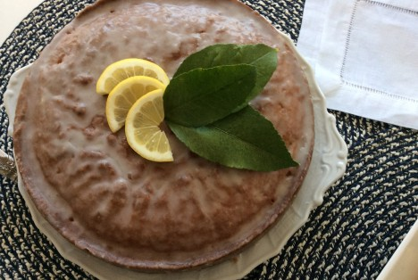 Lemon Cake..Yum!